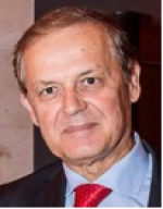 President Jacques Fineschi's picture